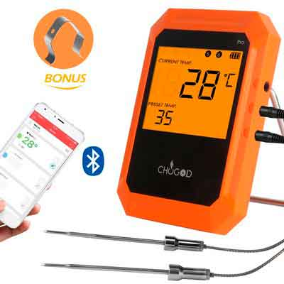 Wireless Meat Thermometer