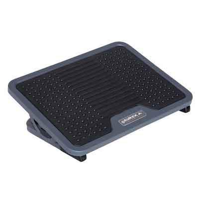 EUREKA ERGONOMIC Tilt Adjustable Footrest with Massage Surface Under Desk