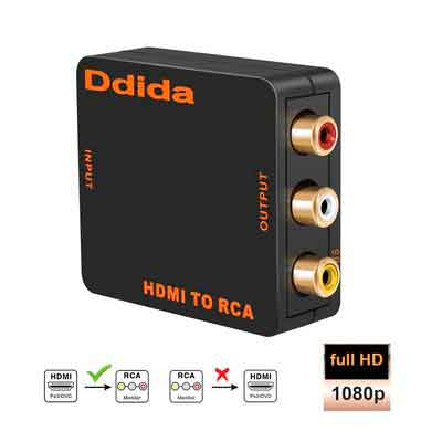 HDMI to RCA