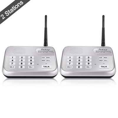Wireless Intercom System