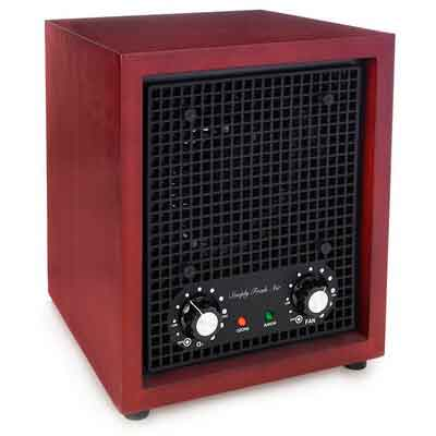 Breathe Fresh Air Purifier Living Ozone Ionizer Generator Simply Fresh