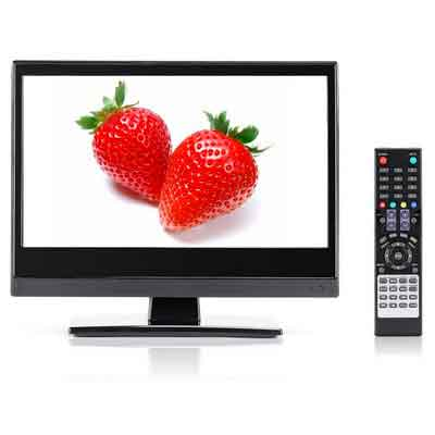 Small TV - Perfect Kitchen TV  13.3 inch LED TV