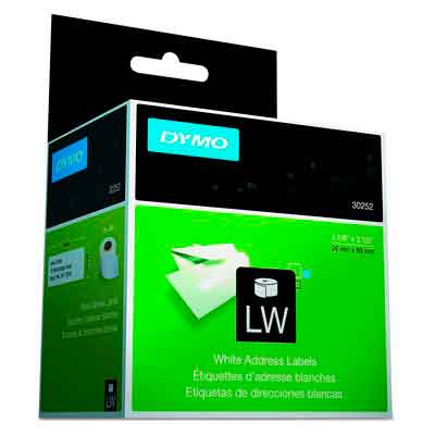DYMO LW Mailing Address Labels for LabelWriter Label Printers
