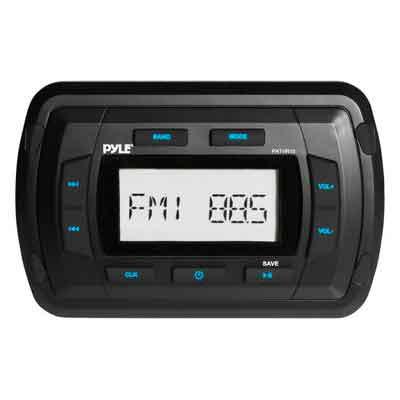 Pyle PATVR10 Pyle Marine Bluetooth Radio Receiver