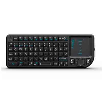 Rii Mini Wireless 2.4GHz Keyboard with Mouse Touchpad Remote Control