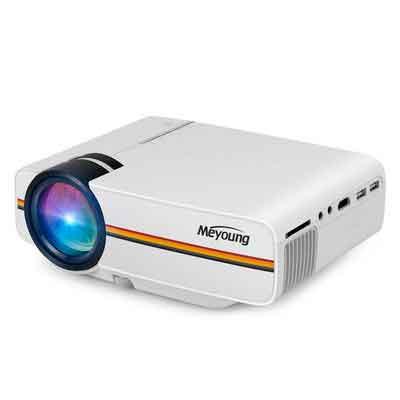 Meyoung TC80 LED Mini Projector
