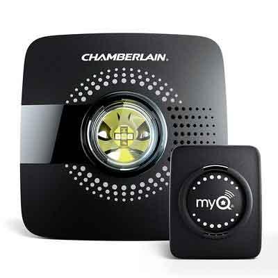Chamberlain Smart Garage Hub MYQ-G0301  Upgrade your Existing Garage Door Opener with MyQ Smart Phone Control