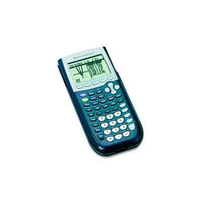 Texas Instruments TI-84 Plus Graphics Calculator