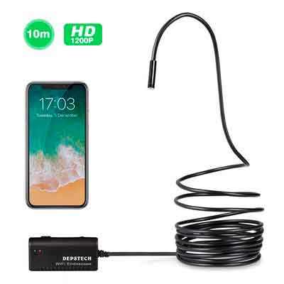 Wireless Endoscope