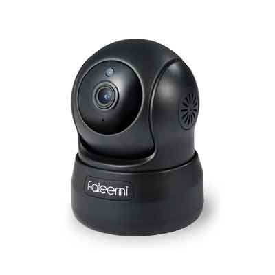 Faleemi 720P Pan/Tilt Wireless WiFi IP Camera