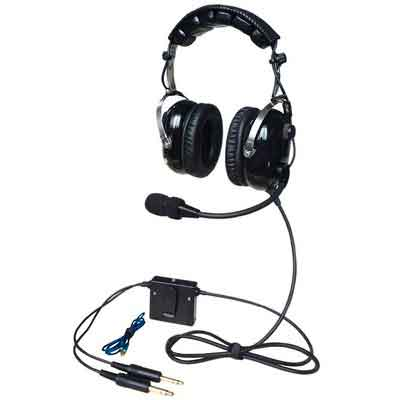 UFQ A28 great ANR aviation headset Active Noise Reduction-Compare with Rugged Air RA950 BUT UFQ A28 with Mp3 Input bose grade Hi-Fi sound for music and FREE with pilot headset bag leather ear seals