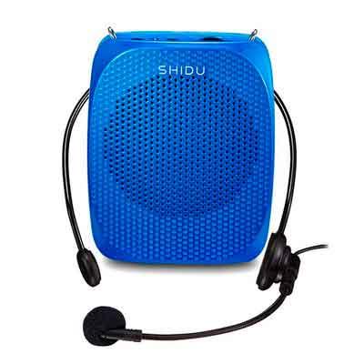Portable Voice Amplification