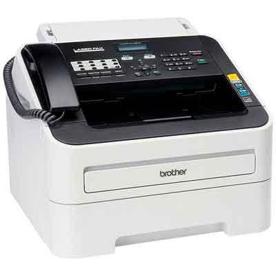 Brother FAX-2840 High Speed Mono Laser Fax Machine