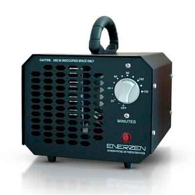 Enerzen Commercial Ozone Generator 4500mg Industrial O3 Air Purifier Deodorizer Sterilizer