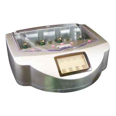 Ultralast ULG4UNIV Universal NiCd/NiMh/Alkaline Battery Charger