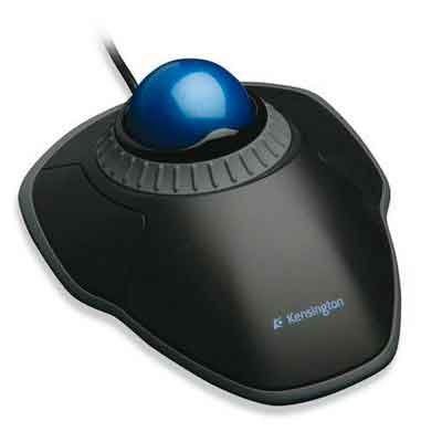 Kensington Orbit Trackball Mouse with Scroll Ring