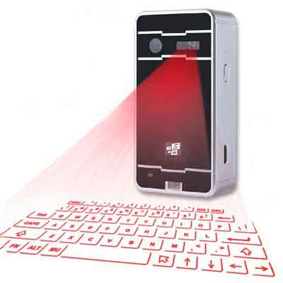 Stwie Bluetooth Virtual Keyboard